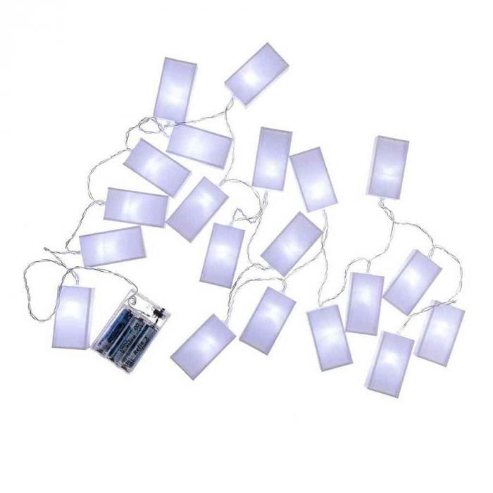Lumini LED cu litere interschimbabile 2