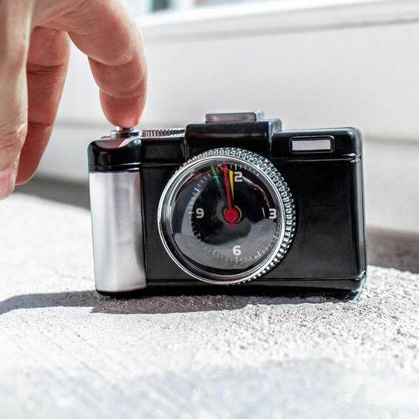 Ceas retro camera foto 0