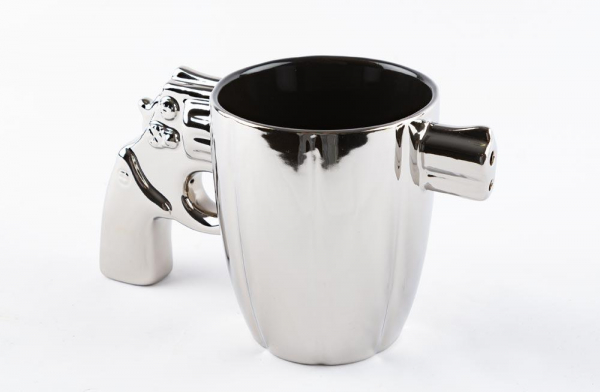 Cana Revolver Argintie 1