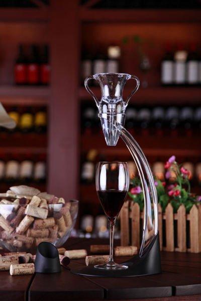 Aerator de vin Angel de lux [2]
