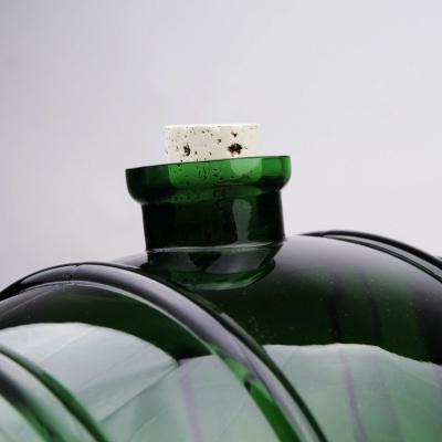 Butoi din sticla verde 2