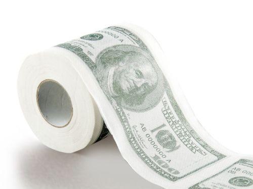 Hartie igienica Dolar 1