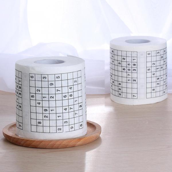 Hartie Igenica Sudoku 4