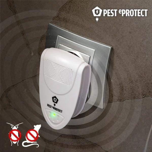 Aparat contra daunatorilor Pest eProtect