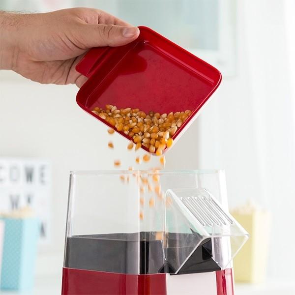 Aparat electric pentru facut floricele / popcorn fara ulei