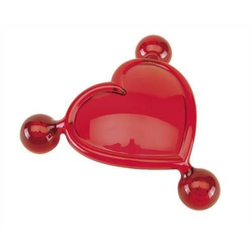 Aparat masaj in forma de inima 0