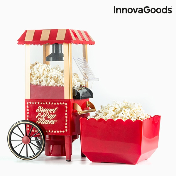 Aparat semiprofesional pentru popcorn [3]