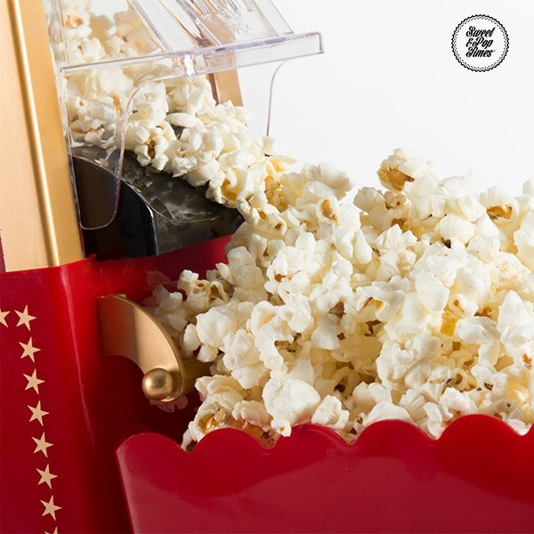 Aparat semiprofesional pentru popcorn