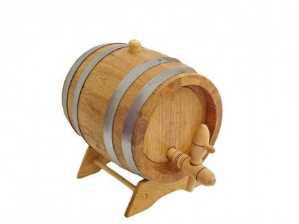 Butoi de lemn 3 L