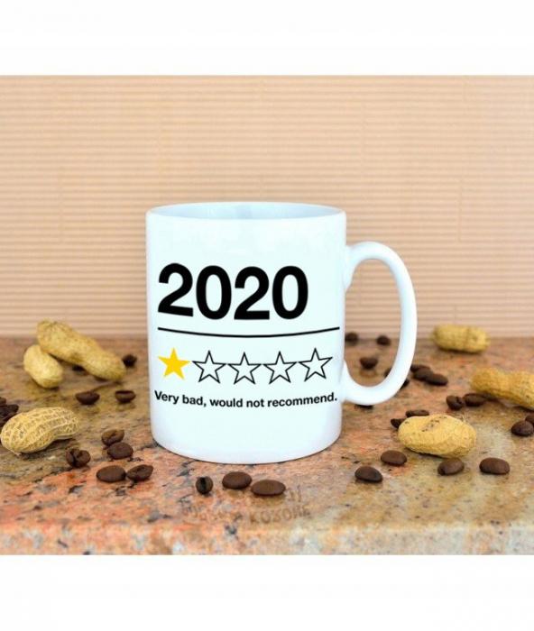 Cana ceramica 2020