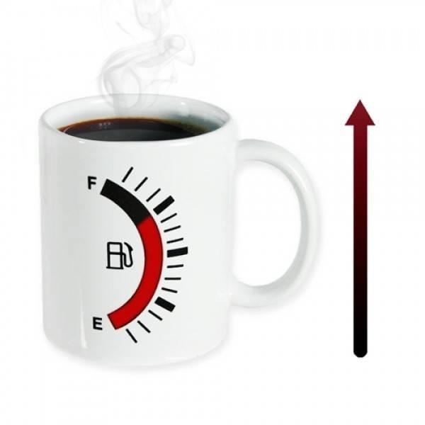 Cana cu indicator de temperatura FUEL 0