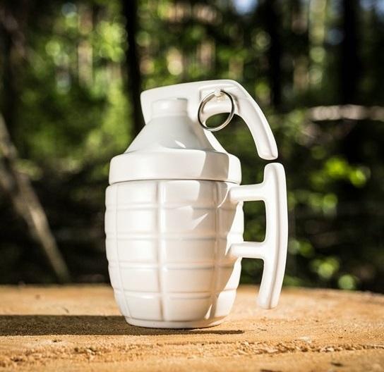 Cana din ceramica tip Grenada 0