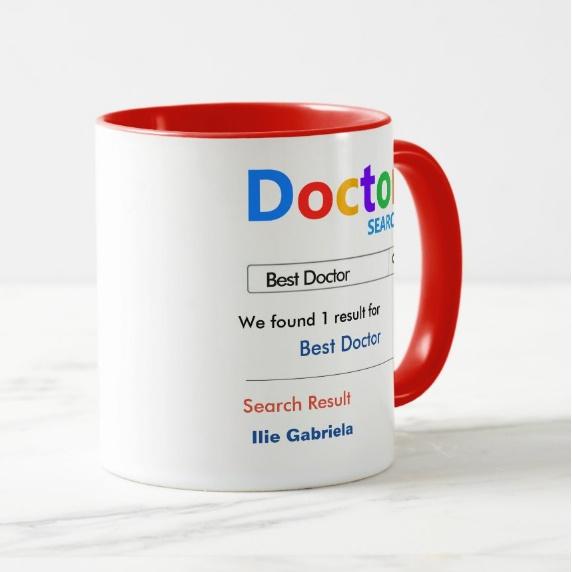 Cana personalizata Best Doctor [2]