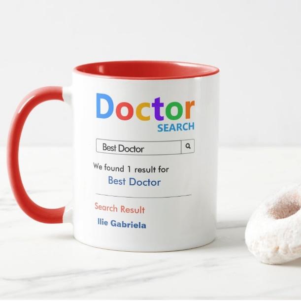 Cana personalizata Best Doctor [1]
