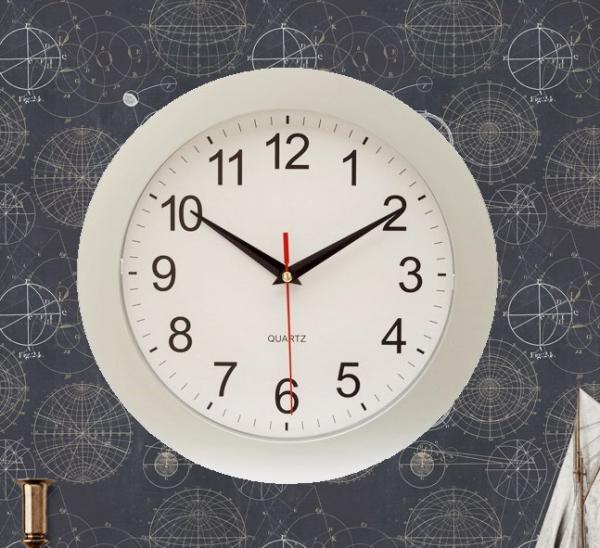 Ceas de perete Blanco 0