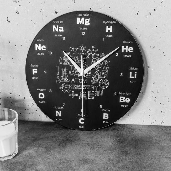 Ceas de perete  CHEMISTRY 0