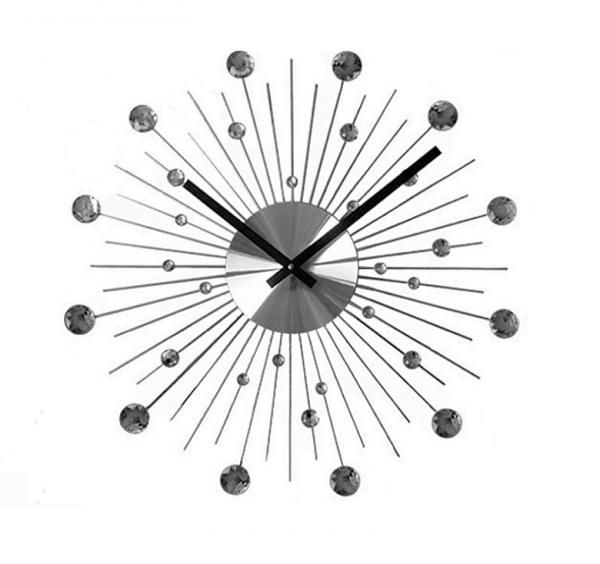 Ceas de perete Cristal