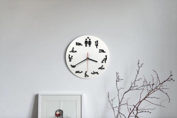 Ceas de perete KAMASUTRA 3