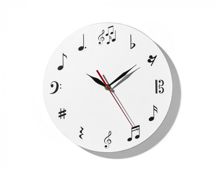 Ceas de perete MUSIC  30 cm [5]