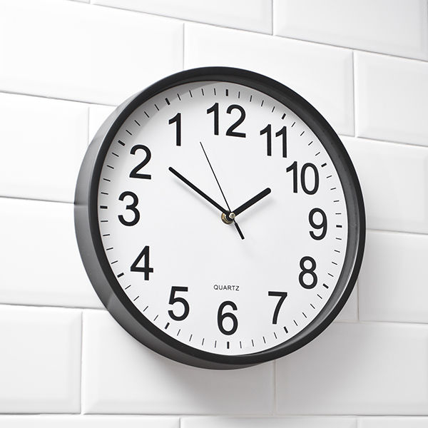Ceas de perete Inversat 0