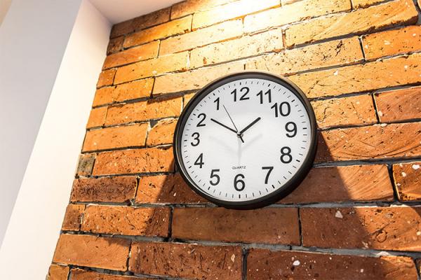 Ceas de perete Inversat 1