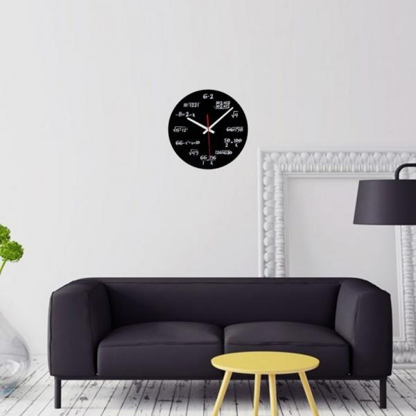 Ceasul de perete Matematica 1