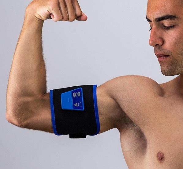 Centură de electrostimulare musculară 4