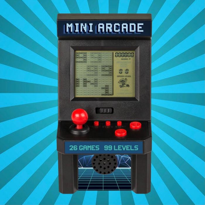 Consola Retro Mini Arcade 3