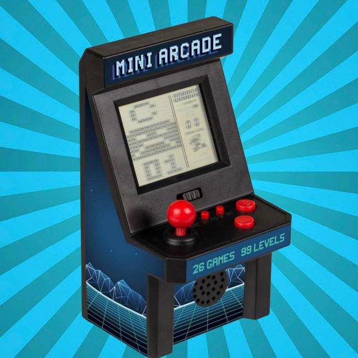 Consola Retro Mini Arcade [0]