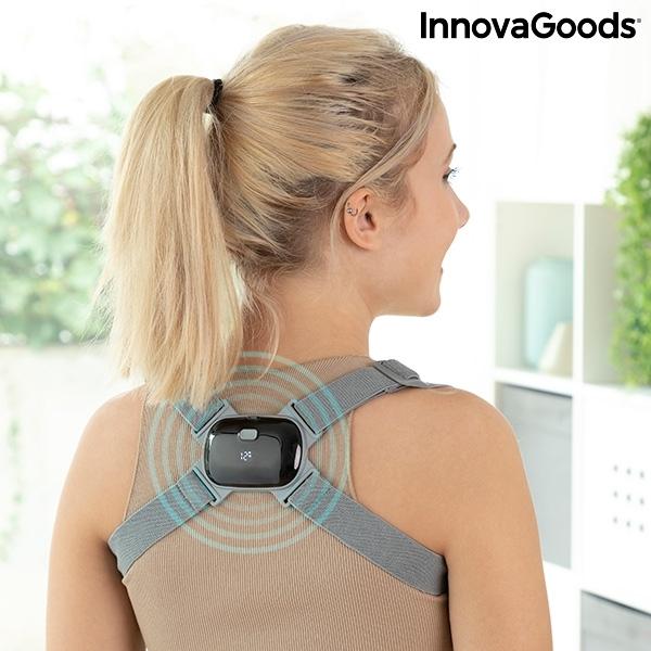 Corector de postură inteligent reîncărcabil cu vibrații Viback [0]