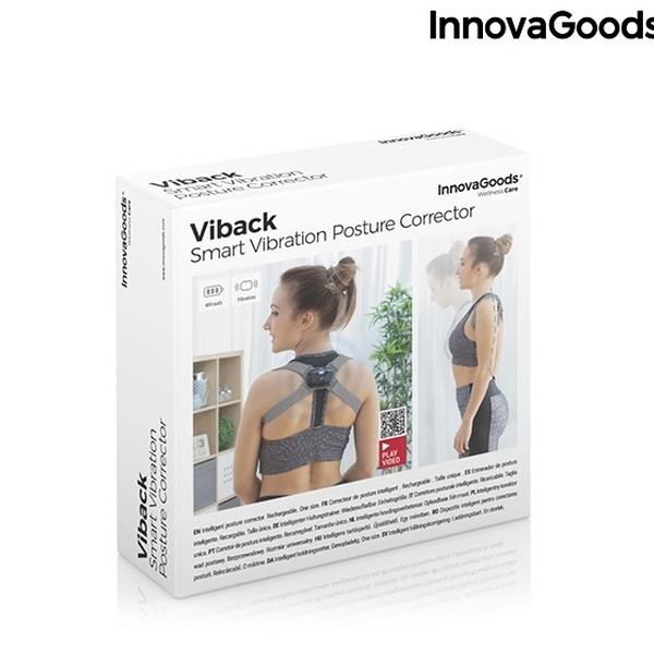 Corector de postură inteligent reîncărcabil cu vibrații Viback [8]