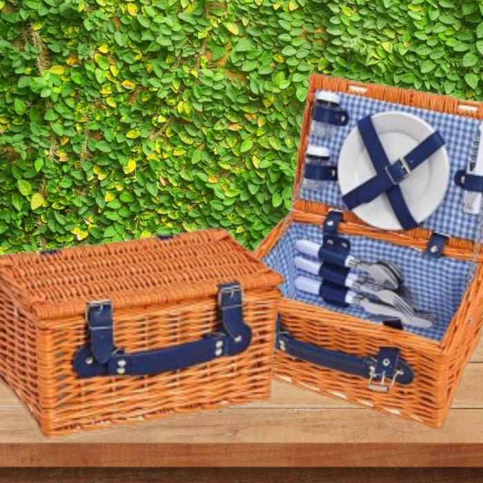Cos pentru picnic 2 persoane Braun 1