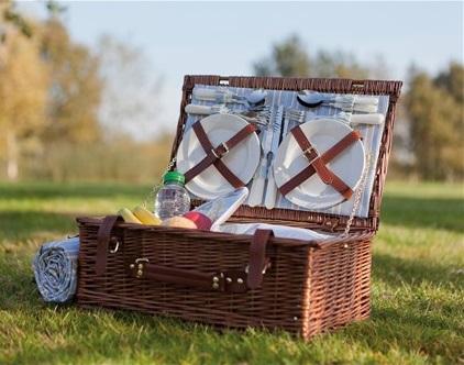 Cos pentru picnic MADISON PARK de 4 persoane 0