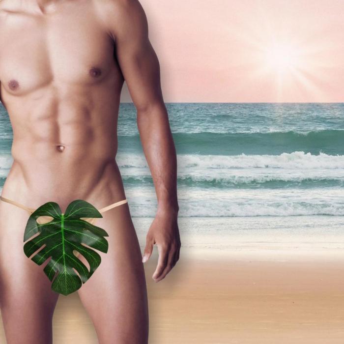 Costum de baie pentru barbati Adam