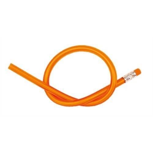 Creion flexibil portocaliu 0