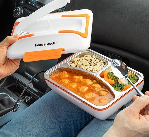 Cutie electrică de prânz pentru mașini Pro Bentau 0