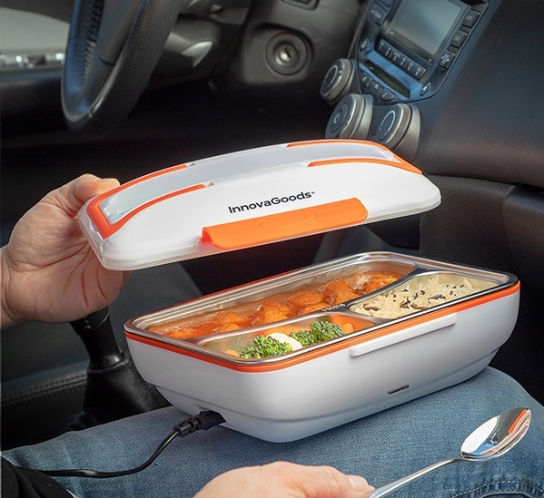 Cutie electrică de prânz pentru mașini Pro Bentau 1