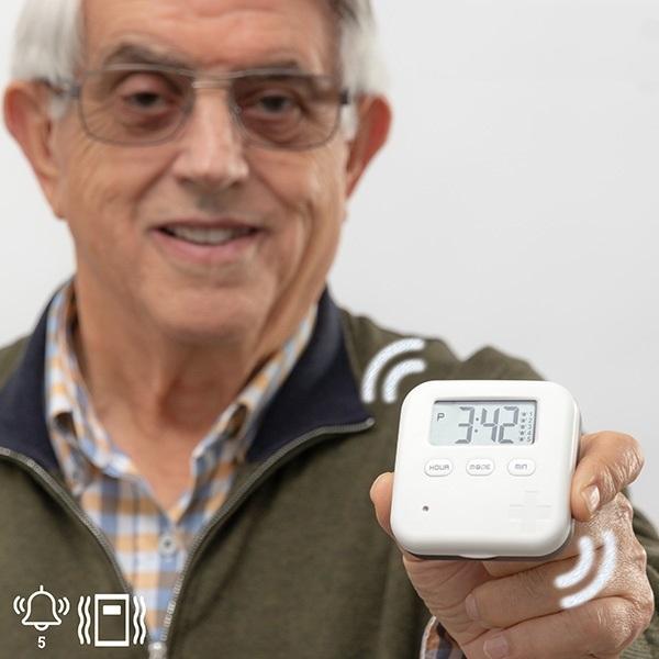 Cutie electronica inteligenta pentru pastile Pilly