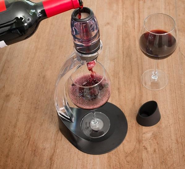 Decantor de Vin profesional 3