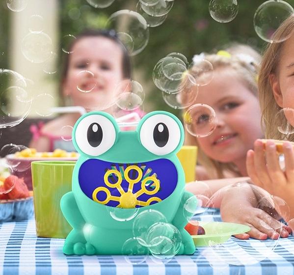 Distribuitor automat de bule de sapun Froggly 2