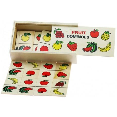 Domino cu animale salbatice sau fructe [3]