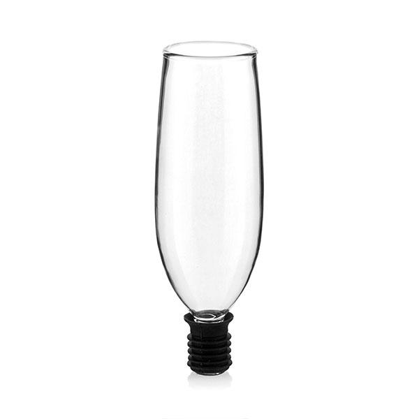 Dop din sticlă pentru sticle Pahar Glam 1