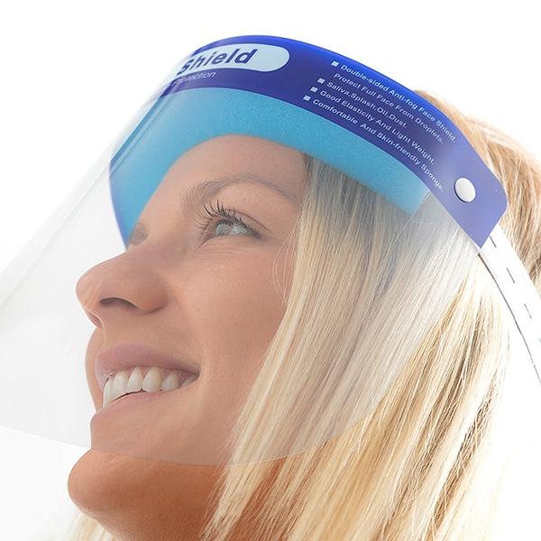 Ecran de protecție facială l 2