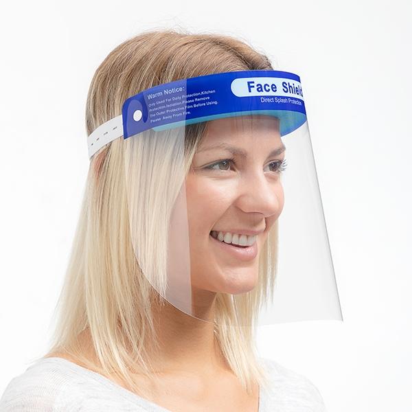 Ecran de protecție facială l 0