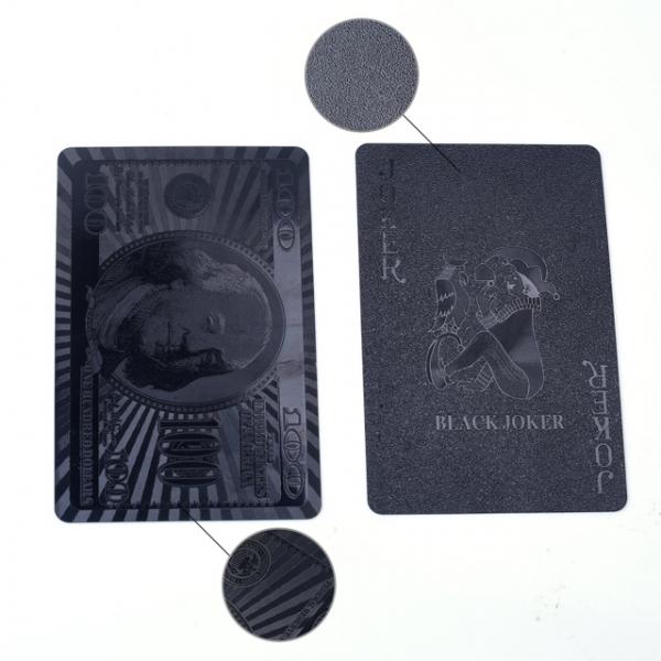 Carti de Joc Negre 3