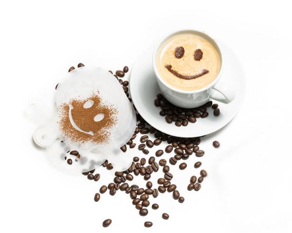 Set 16 forme pentru decorat cafeaua 0