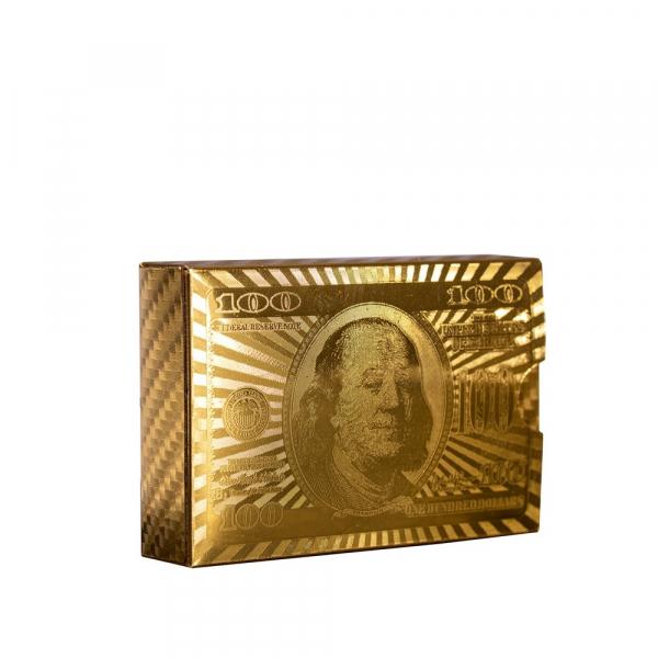 Carti de pocker Aurii - Las Vegas 1