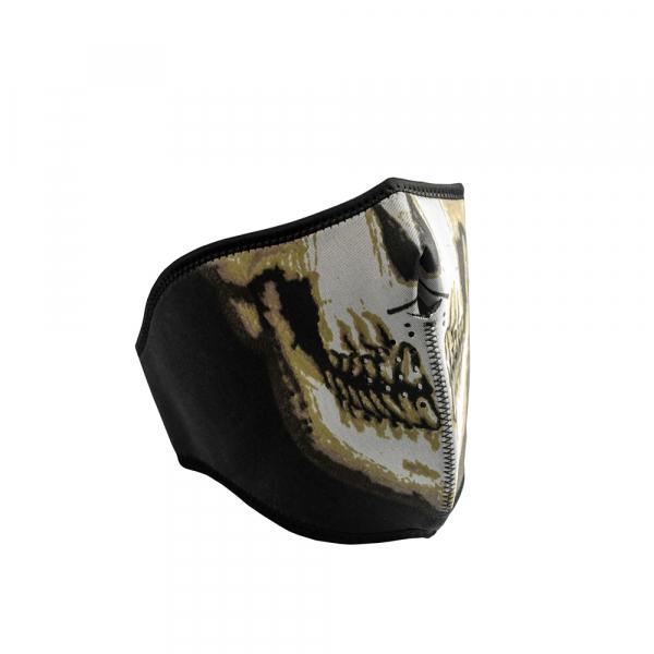 Masca de neopren - cap de mort. 1