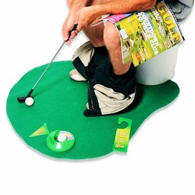 Set Golf pentru toaleta 0