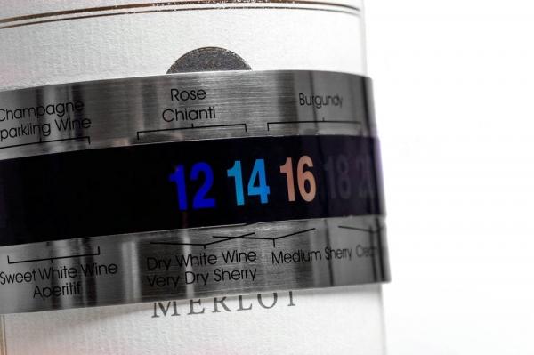 Termometru de vin 0